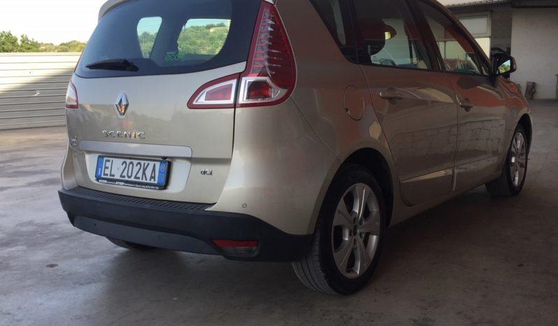 Renault  Scenic X-Mod 1.6 dci 130 cv Anno 2012 completo